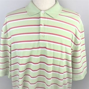 Brooks Brothers Country Club Mens Polo XXL